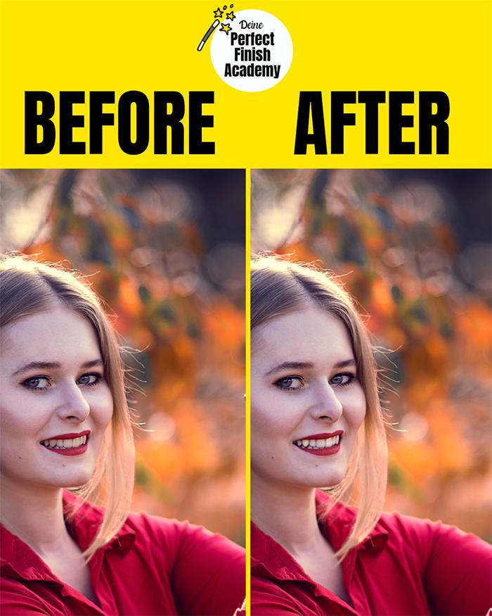 Zähne aufhellen in Photoshop Tipps
