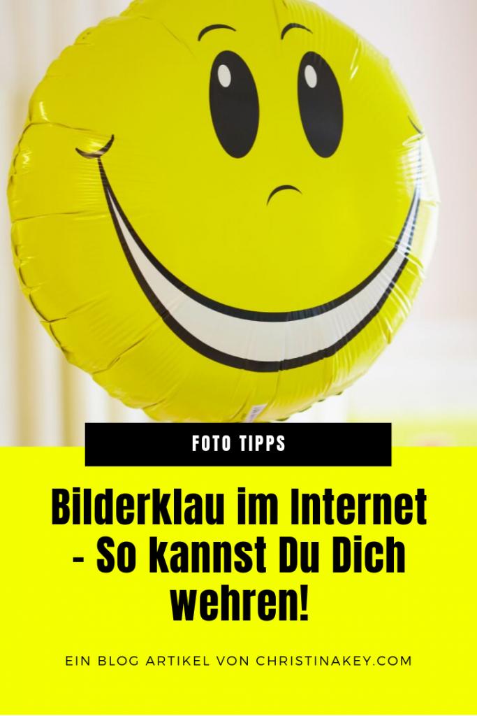 Bilderklau im Internet