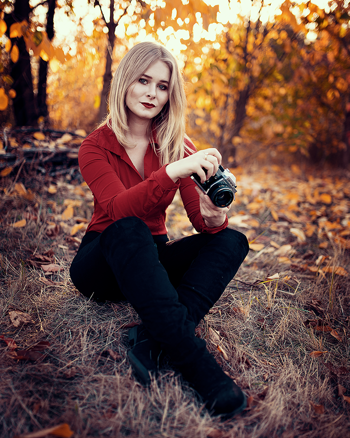 Das perfekte Stativ für unterwegs und Selbstportraits
