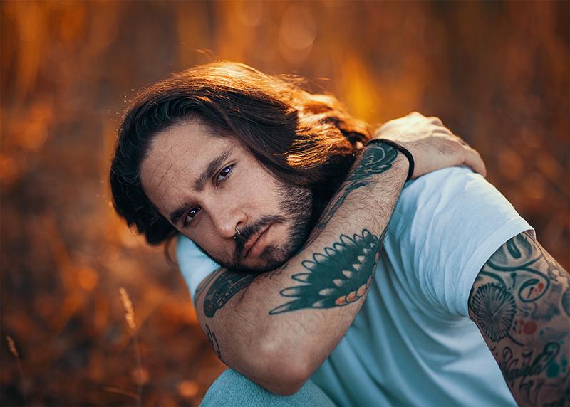 Männer Portraits im Gegenlicht Tipps Bild
