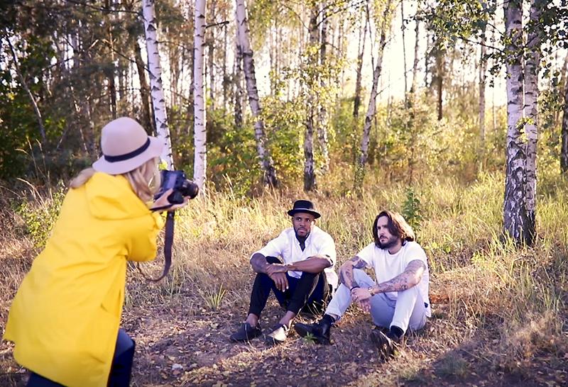 Männer Portraits im Gegenlicht Tipps Video