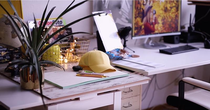 Produkte für die perfekte Bildbearbeitung Schreibtisch