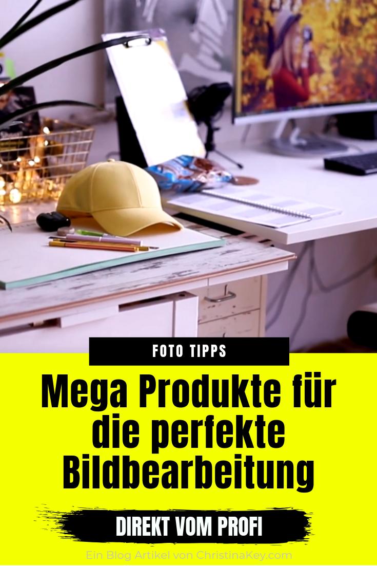 Produkte für die perfekte Bildbearbeitung
