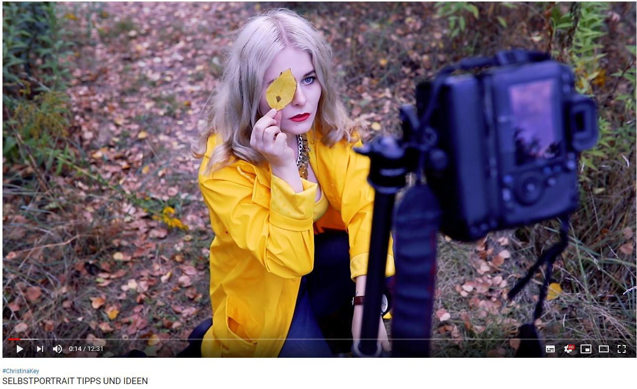 Selbstportraits Tipps und Ideen Video
