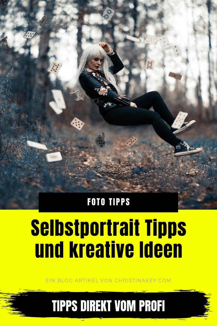 Selbstportraits Tipps und Ideen