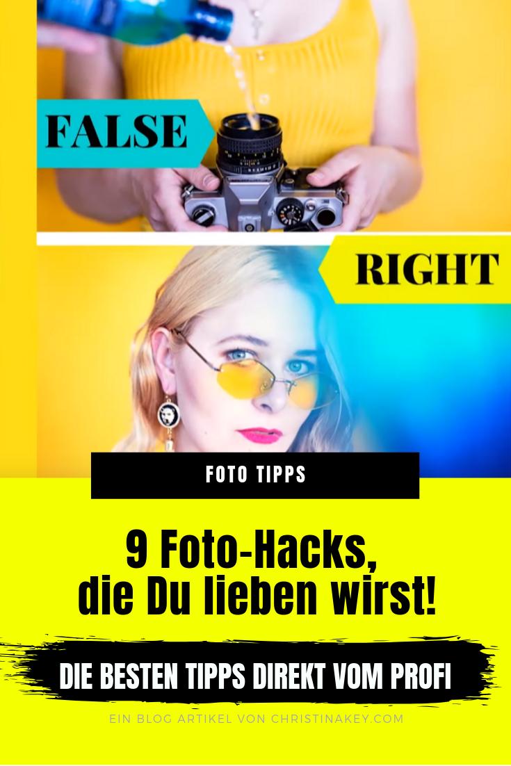 Foto-Hacks die Du kennen solltest