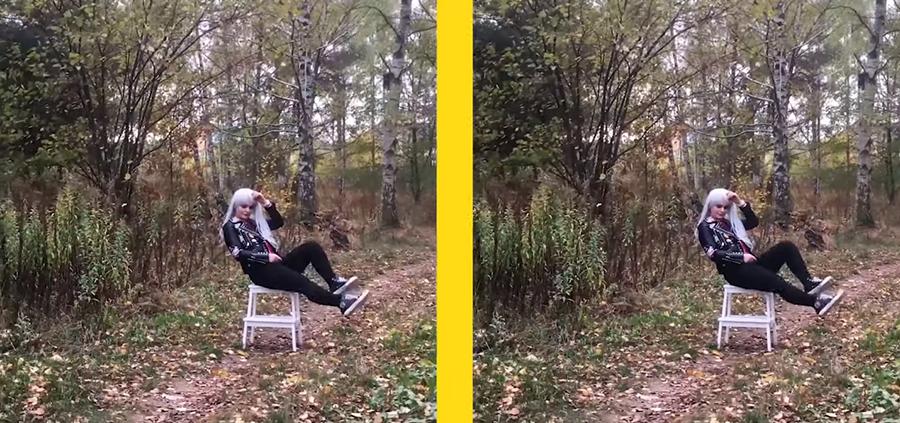 Foto-Hacks kreativ Levitation
