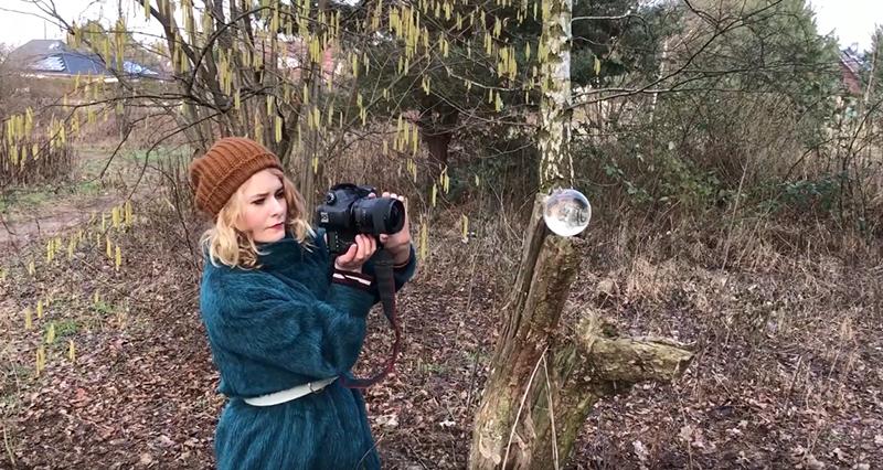 Glaskugel-Fotografie Tipps und Ideen