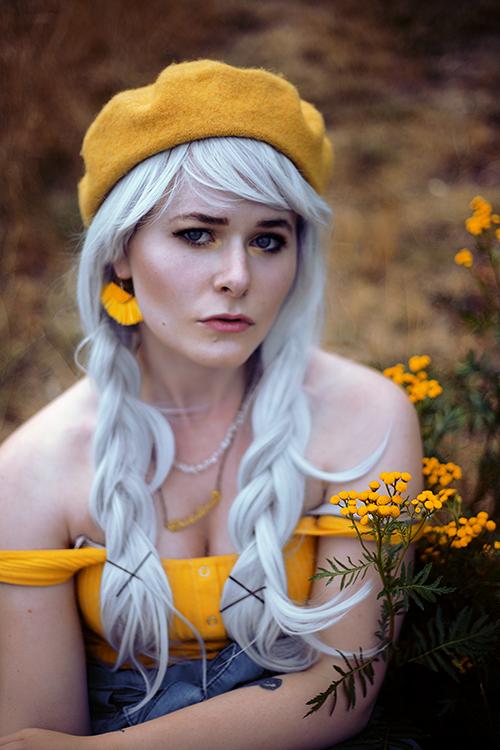 Selbstportraits Outdoor fotografieren Christina Key