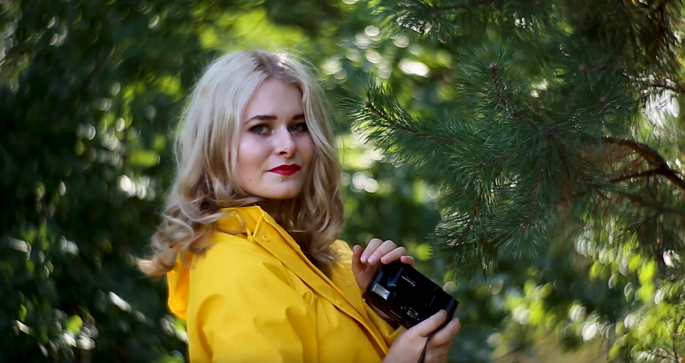 Selbstportraits im Herbst Foto Tipps