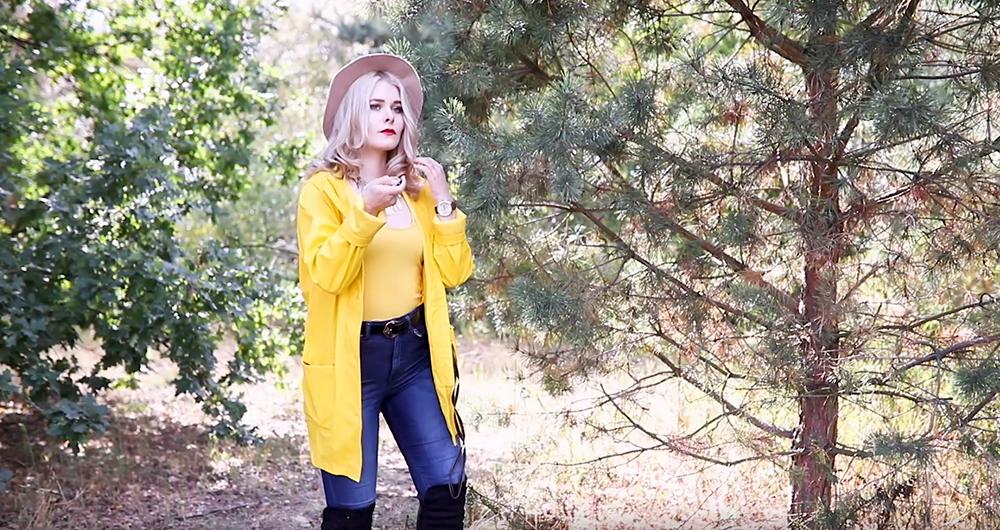 Selbstportraits im Herbst Fotografie Tipps
