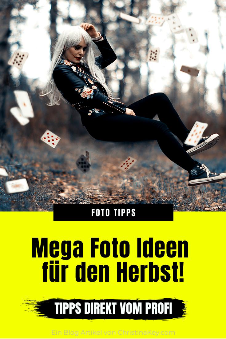Mega Foto Ideen für den Herbst