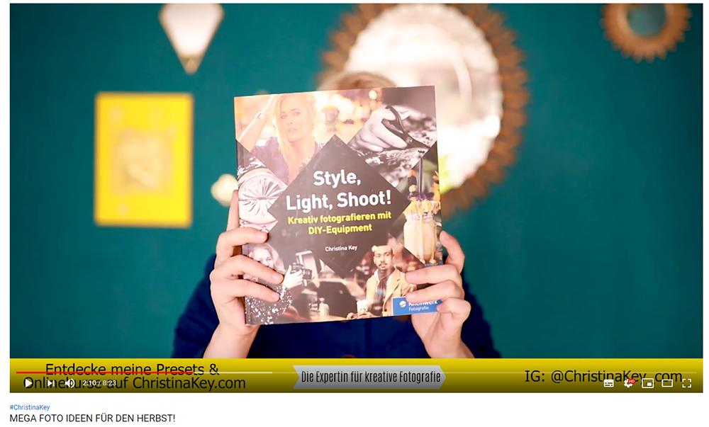 Mega Foto Ideen für den Herbst Fotografie Buch