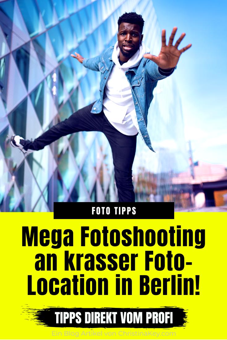 Mega Fotoshooting an richtig cooler Foto Location in Berlin
