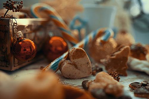 Foto Tipps für Weihnachten Kekse