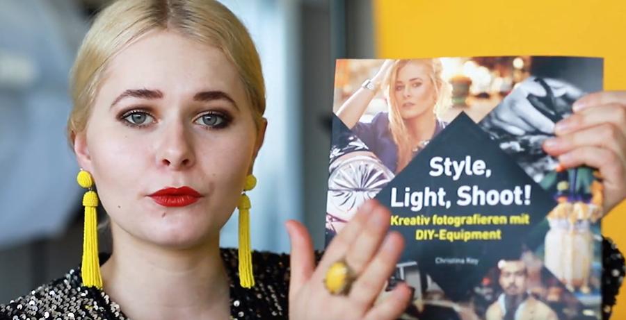 Foto Tipps für Weihnachten Style Light Shoot Buch