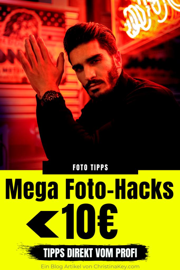 Foto-Hacks unter 10 Euro
