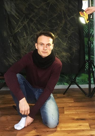Foto Hacks unter 10 Euro Baustrahler verwenden