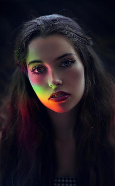 Foto Hacks unter 10 Euro CD Regenbogen Effekt