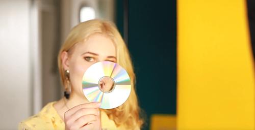 Foto Hacks unter 10 Euro CD swirly Bokeh