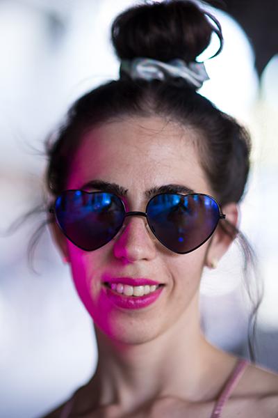 Foto Hacks unter 10 Euro Taschenlampe Farbfolie