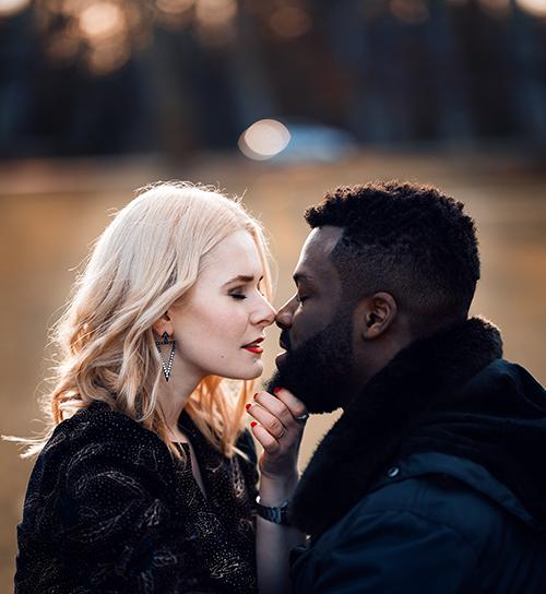 Selbstportraits als Paar machen Foto Tipps