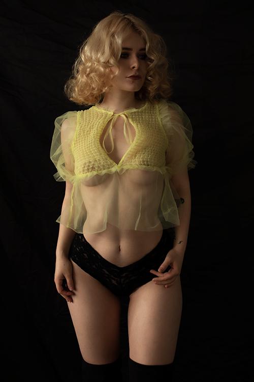 Erotische Selbstportraits Fotografie Tipps Christina Key Portrait