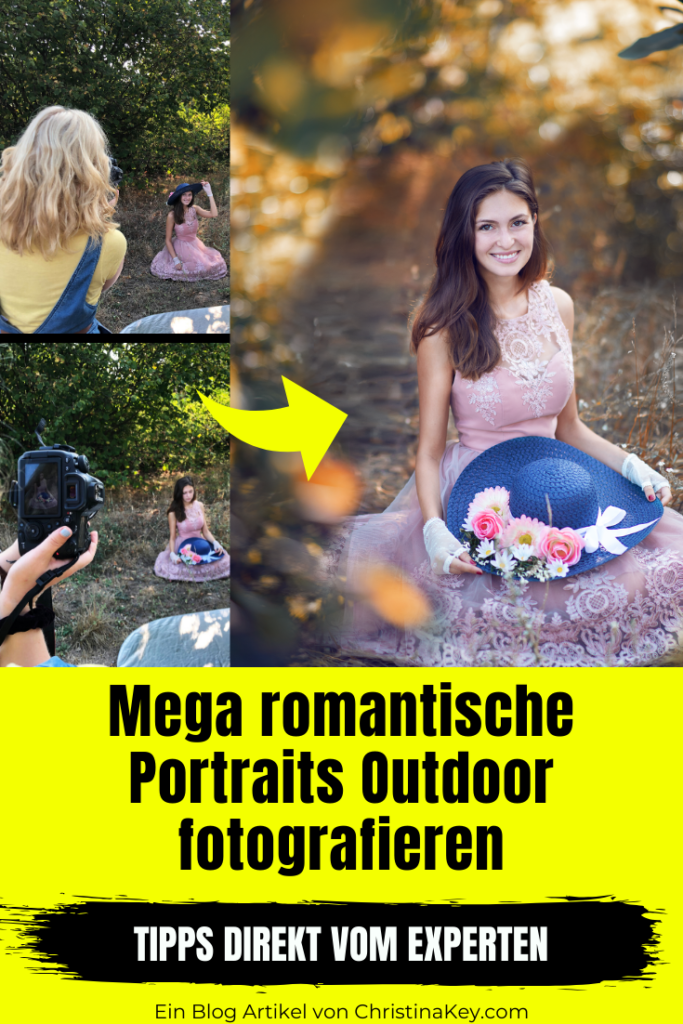 Fotografie Tipps - Romantisches Fotoshooting Outdoor