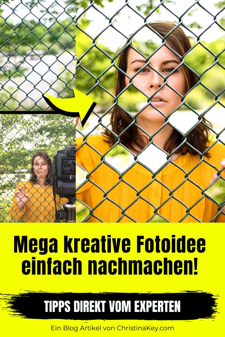 MEGA FOTO IDEE MIT ZAUN! - FOTOGRAFIE TIPPS UND TRICKS