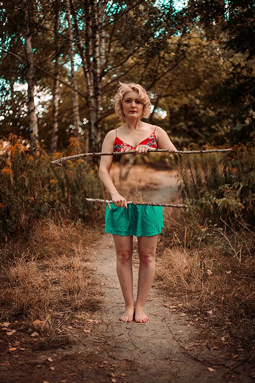 MEGA FOTO IDEE MIT ZAUN! - FOTOGRAFIE TIPPS UND TRICKS Foto