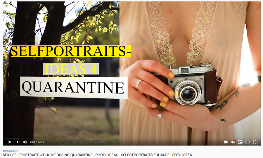 Sexy Selbstportraits Zuhause fotografieren Fotografie Tipps