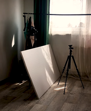 Sexy Selfies Zuhause machen Homestudio