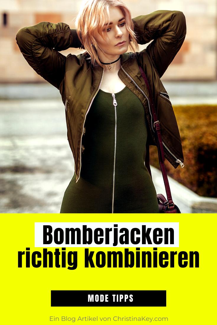 Bomberjacken Outfits
