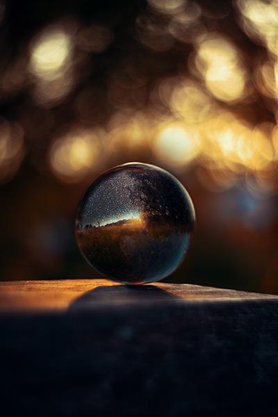 Lensball Fotografie Foto Ideen
