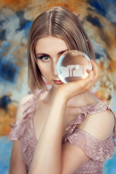Lensball Fotografie Portrait