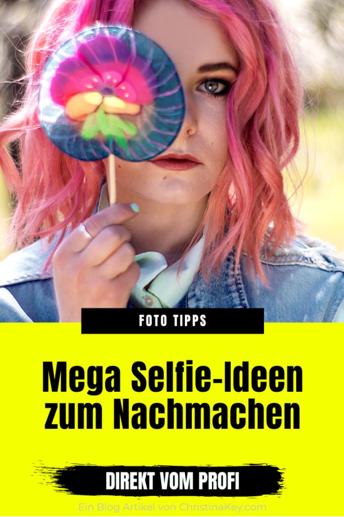 Selfie Ideen zum Nachmachen