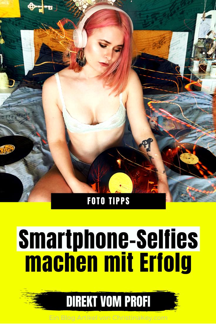 Smartphone Selfie Tipps