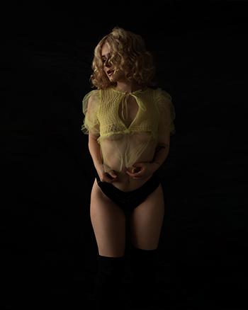Erotische Fotografie Foto Idee Zuhause