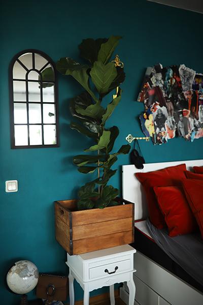 Zimmer einrichten Gemütliche Ideen Farben