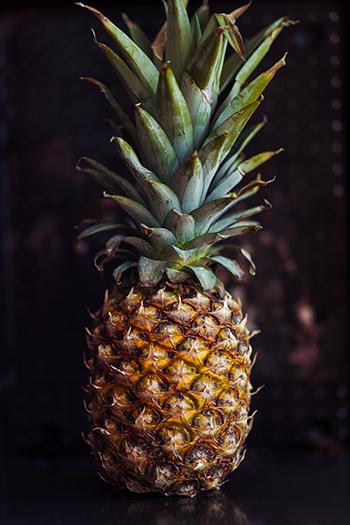Fotografiere deshalb mit einer Styroporplatte Foodfotografie