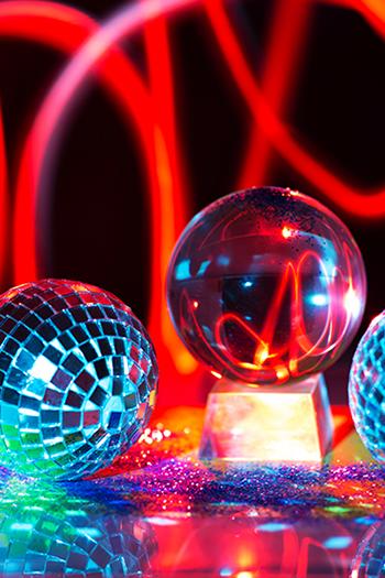 Glaskugel Fotografie Tipps und Bild Ideen Langzeitbelichtung