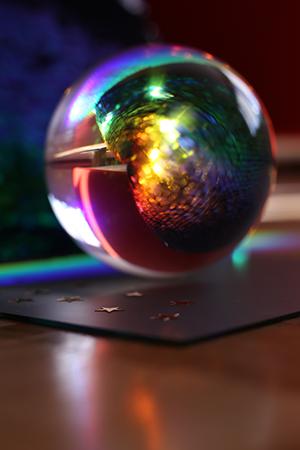 Glaskugel Fotografie Ideen Prisma