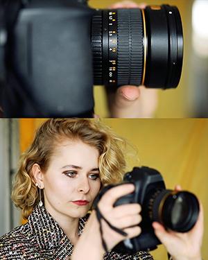 Brennweite in der Porträt-Fotografie Festbrennweite